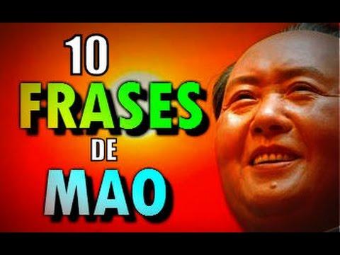 10 Frases De Mao Zedong