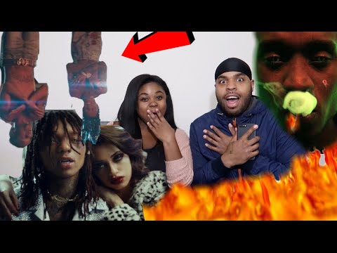 YOOOOO THEY VAMPIRES 😱🧛🏽♂️| Rae Sremmurd - CLOSE Ft. Travis Scott (Music Video) | REACTION!!!