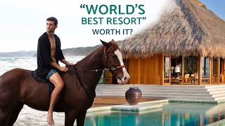 Is the WORLD'S BEST RATED Hotel worth it?? (Nihi Sumba)