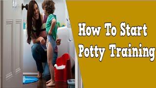 How To Start Potty Training, 3 Day Potty Training, Potty Training Toilet Seat, Age To Potty Train