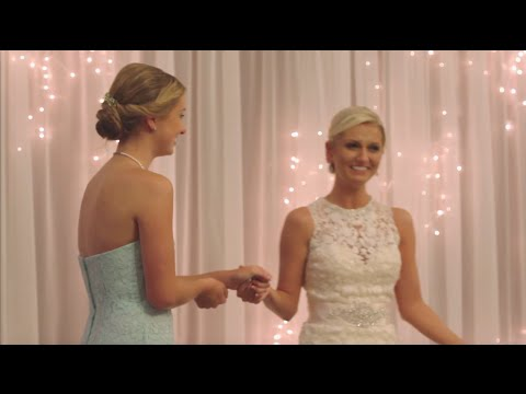 Bridesmaid Wrote a Song for the Bride- Just Know by Hannah Davis