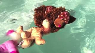Webkinz Dog, Puppy, and Wolf Pool Party (#2)