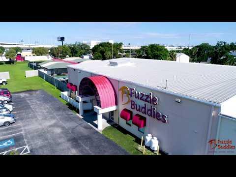 Fuzzie Buddies Pet Boarding Location In Tampa