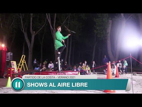 Shows al aire libre