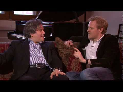 Antonio Pappano and Kasper Holten Interview - Royal Opera LIVE