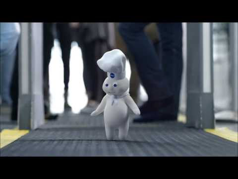 Pillsbury Doughboy Commercial