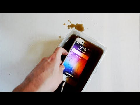 iPhone 8 in Coca-Cola for 7 Days - Will it Survive?