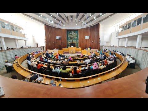 Direct Assemblée nationale - Vote du Projet de loi modifiant le code électoral