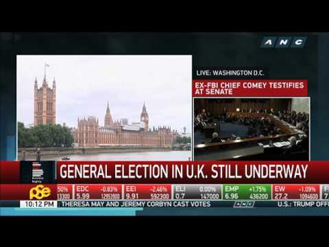 U.K, general election results expected Friday