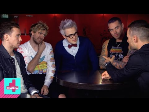 McBusted: Working with One Direction | Star Stories