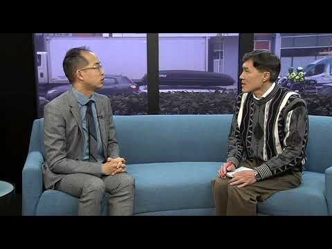 Interview: NAI's President Gilbert Chan with OMNI TV Senior Reporter Otto Tang Part 1