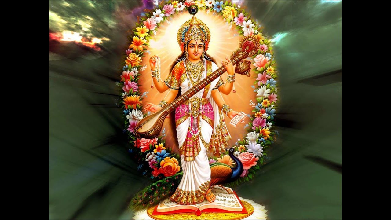 Maa Saraswati Sharde Youtube