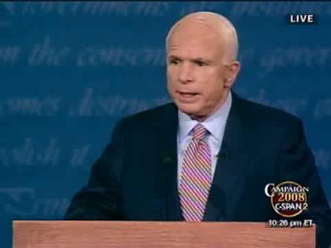 C-SPAN: First 2008 Presidential Debate (Full Video)