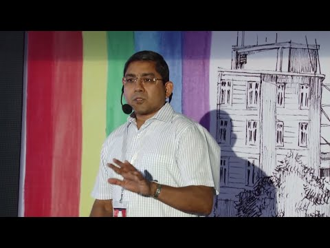 Unanswered - Mysteries From The Mahabharata | Christopher Charles Doyle | TEDxYouth@NMS