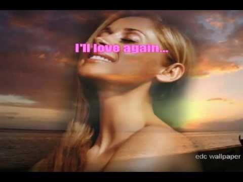 Lara Fabian - I will love again (Karaoke)