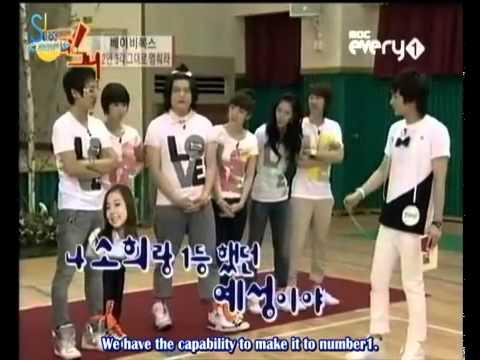 Eng Sub Super Junior Idol Army Ep 7 (3/4)