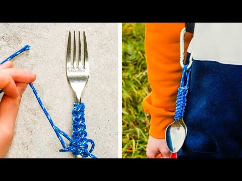 27 LIFE-SAVING CAMPING HACKS || Survival Secrets for Every Occasion