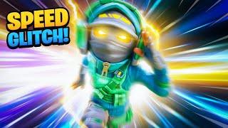 I GOT SPEED HACKS! (new glitch)