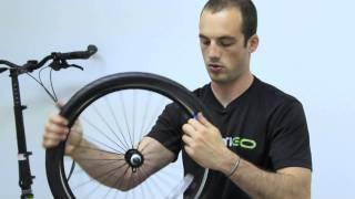 ElliptiGO Elliptical Bicycle Support Video #13 - Changing a Tire