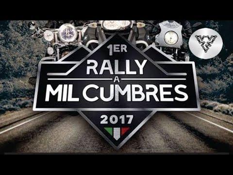 ¡Curvas y mas curvas! - Rally Mil Cumbres 2017