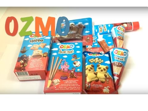 MEGA OZMO UNBOXING..Ozmo Cornet, Ogopogo Cake,Ozmo Cream, Ozmo Go, Hoxi Poxi, Ozmo Club, Hoppo