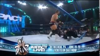 Willow The Wisp TNA 5/8/14