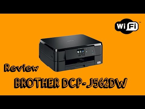 Review BROTHER DCP-J562DW | Impresora multifunción | En español