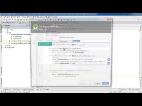 How to make Fidget Spinner Game With Android Studio - Android Studio Tutorial for Beginners