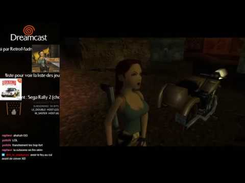 Tomb Raider 4 - Role Play Jeanne D'Arc