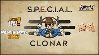 Fallout 4 - TRUCO - CLONAR - SUBIR NIVEL - DINERO FCIL Parcheado