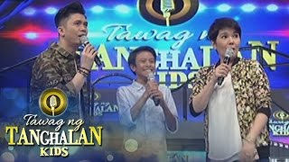Download Mp3 Tawag Ng Tanghalan Kids: Amy Tries To Pull Off A Joke