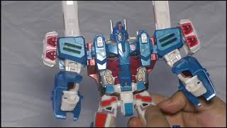 Review Reprolabels Toyhax Combiner Wars Ultra Magnus