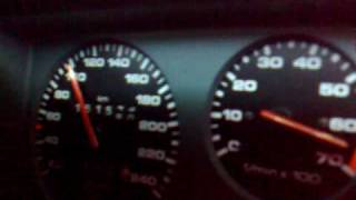 Polo g40!! 0-180km/h  1. - 4. Gang