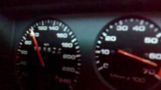 Polo g40!! 0-180km/h  1. - 4. Gang