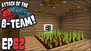 "Minecraft - Attack Of The B-Team Ep 62 - ""Slimy Seafood For Days!!!"" (B-Team Modpack)"