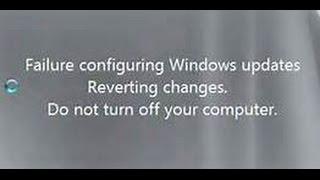 Video Failure to configure windows update BEST FIX download MP3, 3GP, MP4, WEBM, AVI, FLV Juni 2018