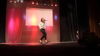 """Something's Got A Hold On Me"" / Christina Aguilera / Performing Petya Prodanova"