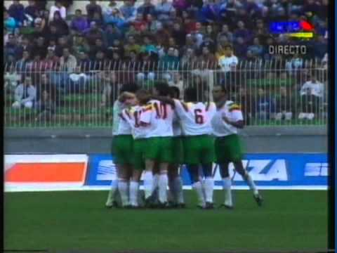 1993 (January 24) Malta 0-Portugal 1 (World Cup Qualifier).mpg