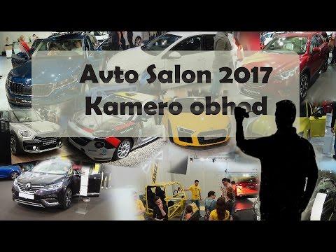 Avto Salon 2017 Ljubljana - Kamero Obhod