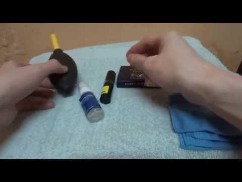 Nikon cleaning kit