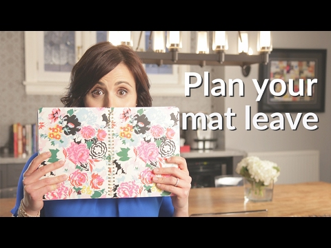 Planning Your Maternity Leave! How Much Time Should You Take Off?
