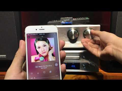 Logitech Bluetooth Reciever | Thiết Bị Thu Bluetooth Cho Dàn âm Thanh