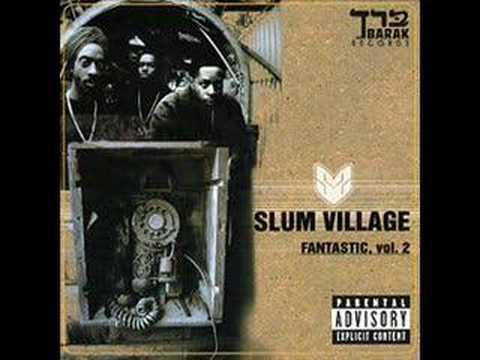 Slum Village - Get Dis Money