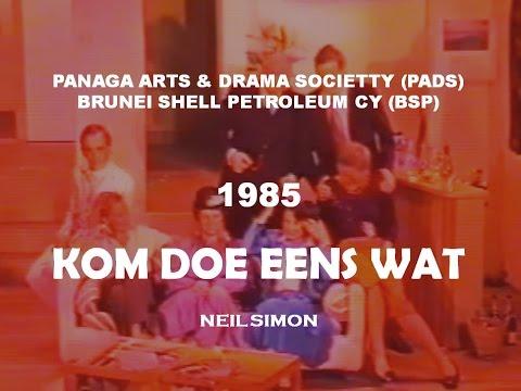 KOM DOE EENS WAT - (PADS - BRUNEI SHELL) - 1985