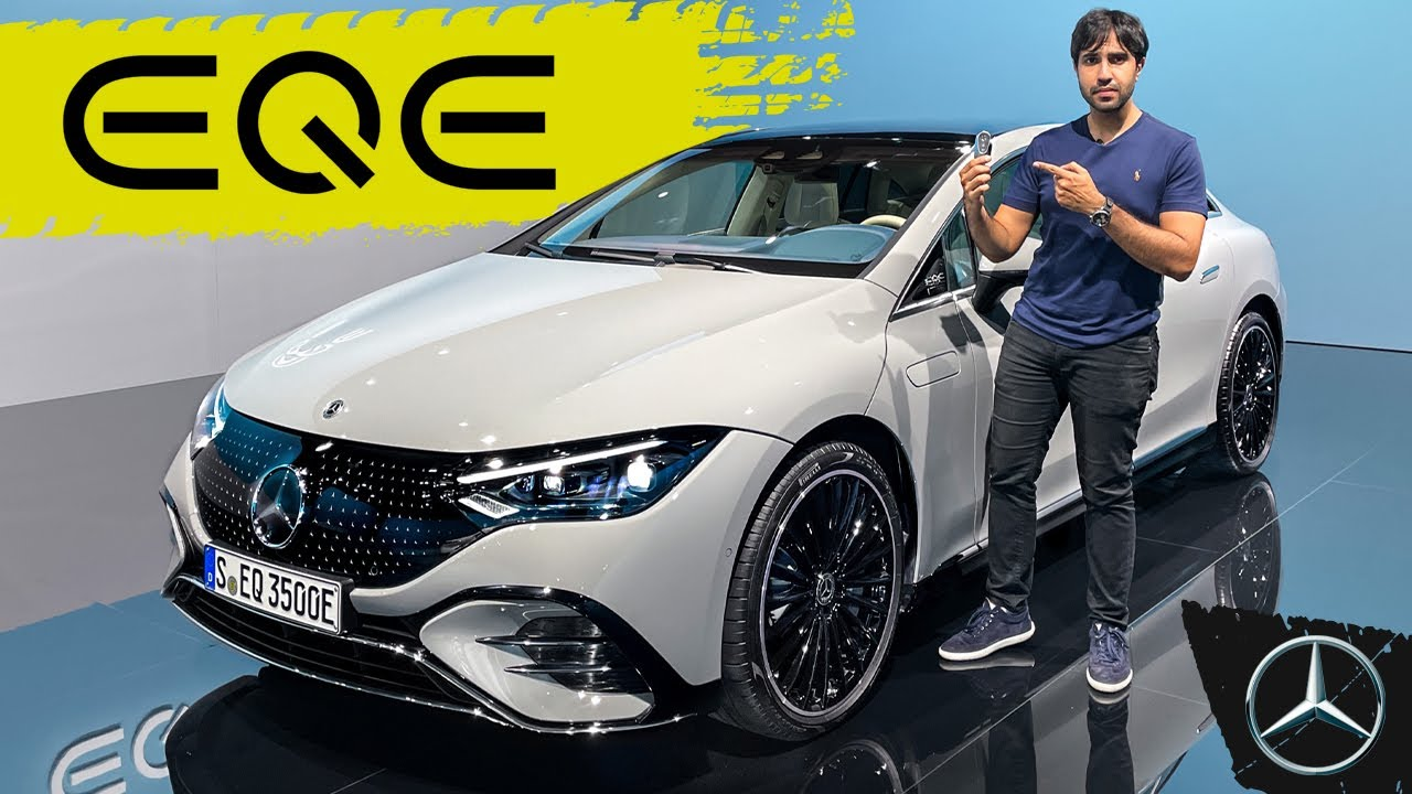 Mercedes EQE: Let's be honest about this.