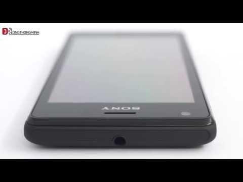 Sony Xperia M chính hãng : Đập hộp & Đánh giá chi tiết  (DReviews)