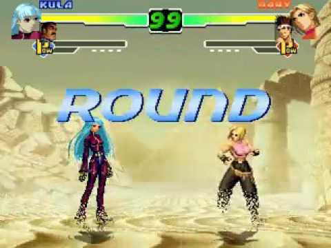 The King Of Fighters 2000 Remake Mugen Completo Youtube