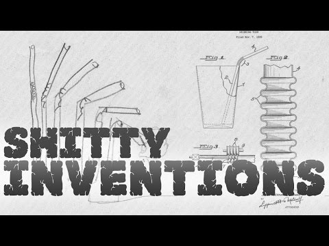 Shitty inventions that everybody loves