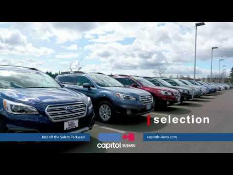 Capitol Subaru Salem Oregon >> Capitol Subaru April 2017 Commercial Salem Oregon Youtube