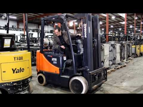 Used Forklifts in Akron Ohio  ..  Used Industrial Equipment Ohio  ..  Industrial Trucks Akron